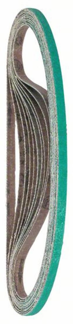 Bande abrasive Bosch Accessories 2608608Y32 Grain 80 (L x l) 457 mm x 6 mm 10 pc(s)