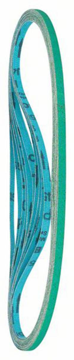 Bande abrasive Bosch Accessories 2608608Y76 Grain 80 (L x l) 610 mm x 6 mm 10 pc(s)