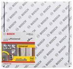 Disque à tronçonner diamanté Standard for Universal, 180 x 22,23 x 2,4 x 10 mm, lot de 10
