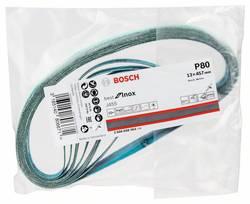 Bande abrasive Bosch Accessories 2608608Y84 Grain 80 (L x l) 457 mm x 13 mm 10 pc(s)