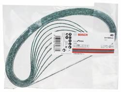 Bande abrasive Bosch Accessories 2608608Y54 Grain 40 (L x l) 610 mm x 13 mm 10 pc(s)