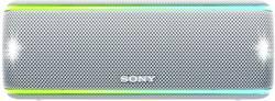 Sony SRS-XB31 Enceinte Bluetooth fonction mains libres, NFC blanc