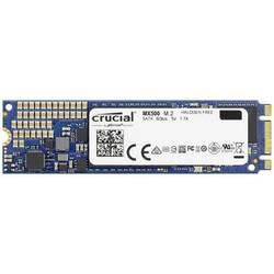 SSD interne SATA M.2 2280 Crucial MX500 500 Go