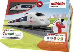 """Startpackung """"TGV"""" Voiture de grandes lignes, Autorail Märklin World 29306 HO 1 pc(s)"""