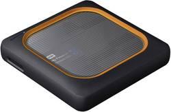Disque dur SSD Wi-Fi Western Digital My Passport™ Wireless SSD 500 Go gris