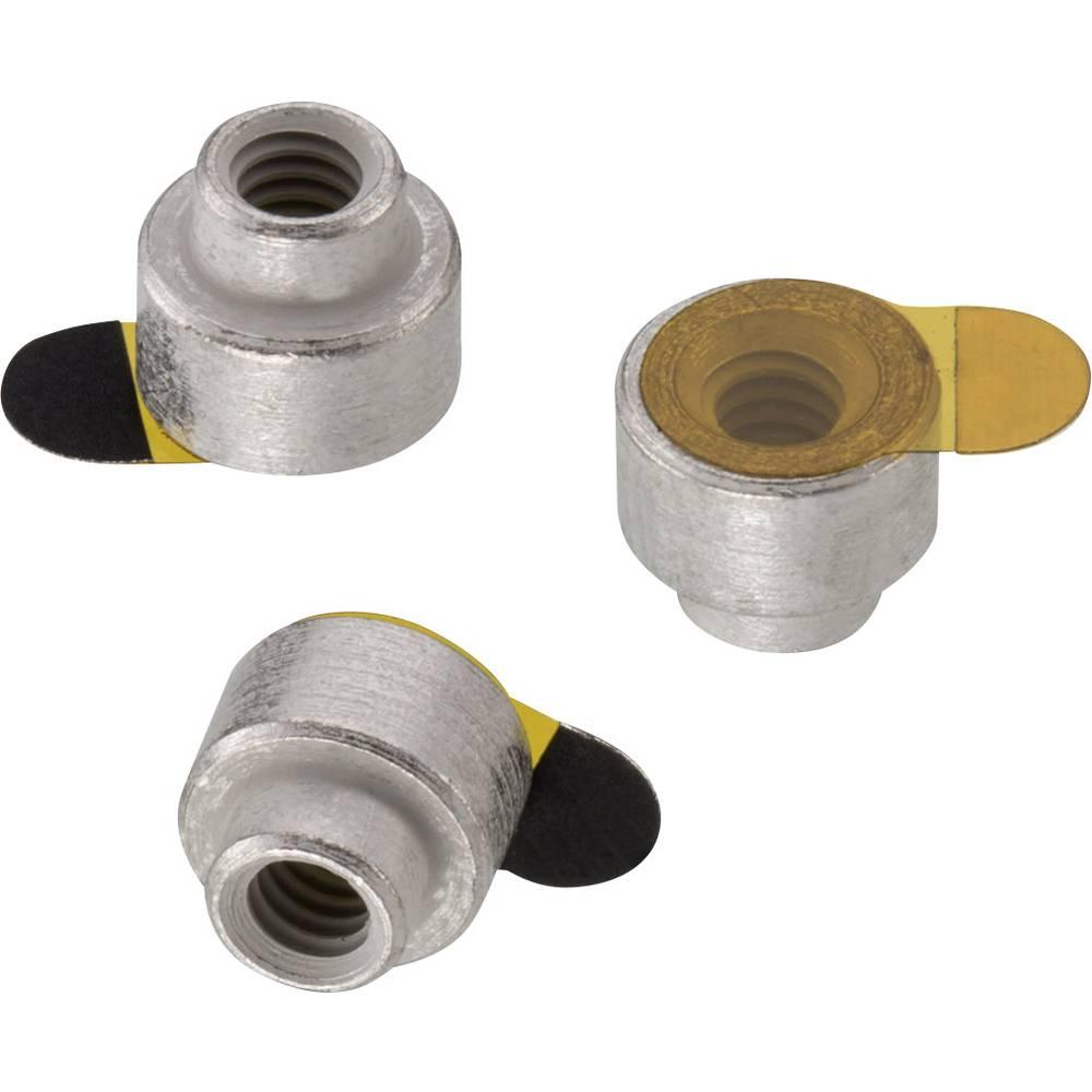 Ecarteur Würth Elektronik 9774010151R acier (Ø x L) 5.1 mm x 1 mm 1 ... 13f295b6645d