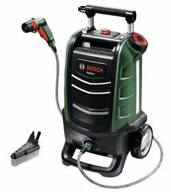 Station de lavage mobile sans batterie Bosch Home and Garden Fontus 12 bar à eau froide