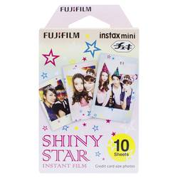 Film instantané Fujifilm Instax Mini Film Shiny Star