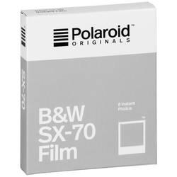 Film instantané Polaroid B&W Film für SX-70