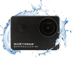 GoXtreme Barracuda 4K 20201 Caméra sport 4K, étanche, WiFi