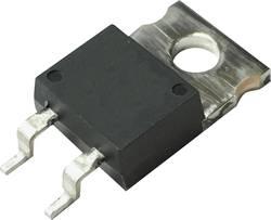 NIKKOHM Résistance de puissance 91 kΩ CMS TO-220 SMD 35 W 1 % 100 pc(s)