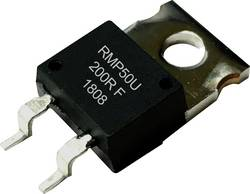Résistance de puissance NIKKOHM RMP-50UA300KFZ03 300 kΩ CMS TO-220 SMD 50 W 1 % 100 ppm 100 pc(s)