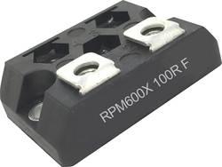 Résistance de puissance NIKKOHM RPM600X510RJZ00 510 Ω raccord fileté SOT227 600 W 5 % 100 ppm 1 pc(s)
