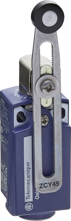 Interrupteur de fin de course Schneider Electric XCKP2145P16 levier à galet à rappel IP67 1 pc(s)