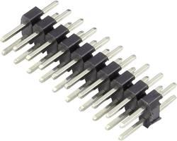 Barrette mâle (standard) TRU COMPONENTS TC-6647448 2 x 5 pôles Pas: 2.00 mm 1 pc(s)