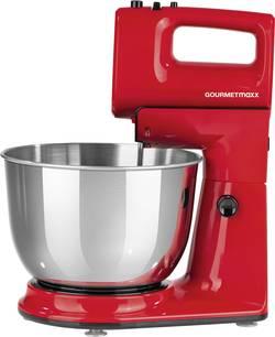 Robot ménager GourmetMaxx rouge