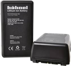 Batterie pour appareil photo Hähnel Remplace l'accu d'origine BP-65H, BP-L40, BP-L60, BP