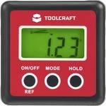 Rapporteur d'angle numérique TOOLCRAFT TO-4988565 360 ° Etalonné selon: d'usine (sans certificat) 1 pc(s)