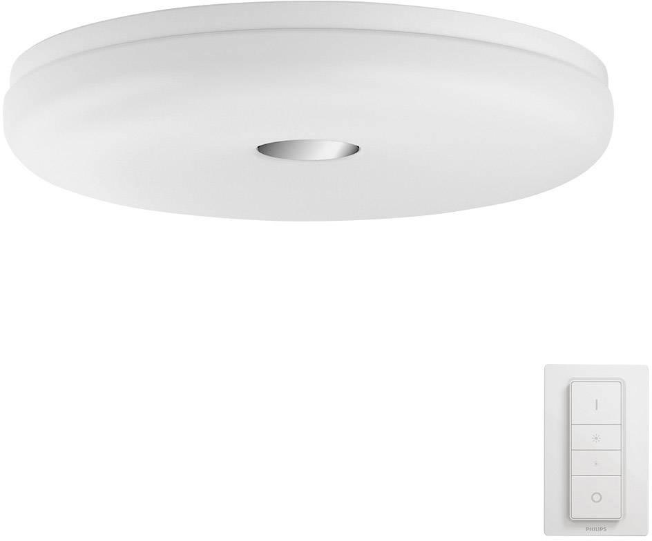 Exceptionnel Philips Lighting Hue Plafonnier De Salle De Bain LED Struana LED Intégrée  32 W Blanc Chaud, Blanc Neutre, Blanc Lumière