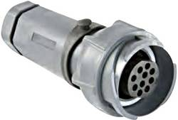 """""""Connecteur de câble mâle série Buccaneer 7000 Bulgin Buccaneer 7000 PXP7011/02P/ST/1113 1 pc(s)"""""""