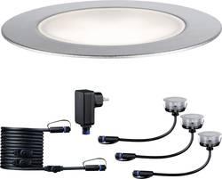 Système d'éclairage Plug&Shine Paulmann 93693 3 W blanc neutre argent