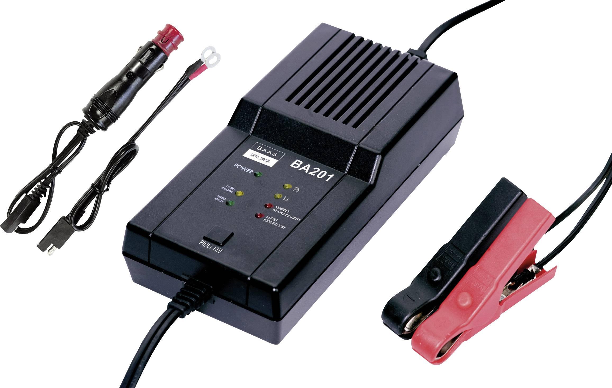 chargeur batterie sur mode diag