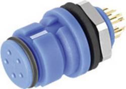 Connecteur circulaire subminiature Binder 99 9212 060 04 embase femelle Nbr total de pôles: 4 1 pc(s)