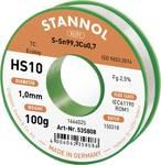 Fil à souder HS10 2,5 % 1,0 mm Sn99Cu1 CD 100 g