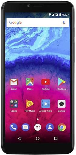 Archos CORE 57S Smartphone slot hybride 16 Go 14.5 cm(5.72 pouces) 8 Mill. pixelAndroid™ 7.0 Nougatnoir/bleu
