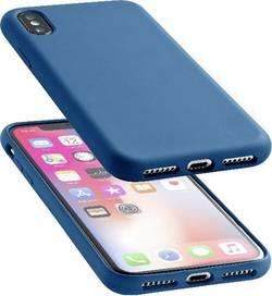 Etui Cellularline SENSATIONIPH8XB Adapté pour: Apple iPhone X, bleu