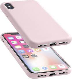 Etui Cellularline SENSATIONIPH8XP Adapté pour: Apple iPhone X, rose