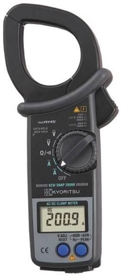 Pince ampèremétrique Kyoritsu KEW-2009R numérique Etalonné selon: d'usine (sans certificat) CAT IV 600 V