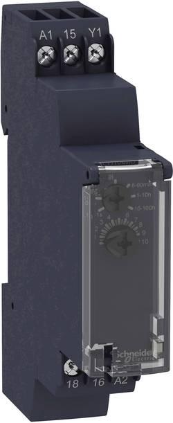 Schneider Electric RE17LAMW Relais temporisé monofonction