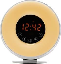 Réveil lumineux avec radio Denver CRL-340 blanc