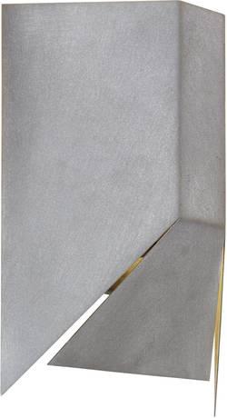 Applique murale Brilliant Bat E27 60 W gris béton