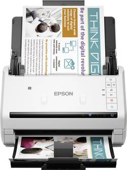 Epson WorkForce DS-570W Scanner Recto-verso A4 600 x 600 dpi 35 pages / minute, 70 images / minute USB 3.0, WiFi 802.11