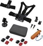 set d'accessoires Rollei Sport 5021642 Adapté pour=GoPro, caméras sport