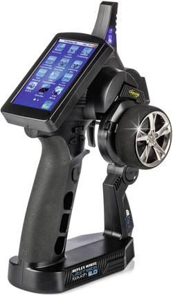 Radiocommande avec poignée pistolet Carson Modellsport FS Reflex Wheel Ultimate Touch 2.0 2,4 GHz Nombre de canaux: 4