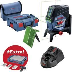 Laser à lignes autonivelant Bosch Professional GCL 2-50 CG + RM2 + Mobility-Set + set cadeau 42 pièces