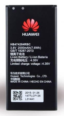 Batterie pour téléphone portable Huawei 2000 mAh Bulk/OEM