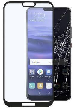 Cellularline CAPSULE Verre de protection pour écran Adapté pour: Huawei P20 Lite