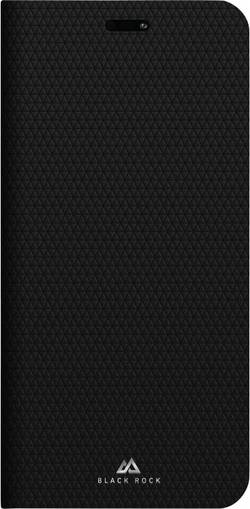 Etui porte-feuilles Black Rock The Standard Adapté pour: Huawei P20 Lite noir