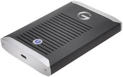 """G-Technology G-Drive mobile Pro Disque dur externe SSD 2,5"""" 1 To noir,argent"""