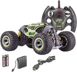 Monstertruck électrique Carson Modellsport My First Magic Machine 2,4 GHz 4 roues motrices 100% RtR 1:10