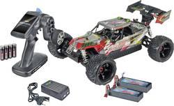 Buggy électrique Carson Modellsport Virus Race 4.1 4S BL 2,4 GHz 4 roues motrices 100% RtR 1:8