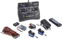 Radiocommande manuelle Carson Modellsport Reflex Stick Truck-Set avec récepteur 2,4 GHz Nombre de canaux: 6
