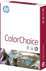 Papier d'impression laser HP Color Choice DIN A4 120 g/m² blanc 250 feuille(s)