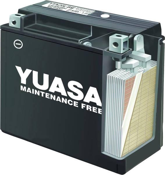 Batterie Moto HONDA 300 SH300 Yuasa YTZ12S 12v 11Ah | eBay