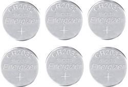 Pile bouton CR 2032 lithium Energizer 240 mAh 3 V 6 pc(s)