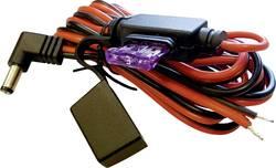 Câble de connexion basse tension TRU COMPONENTS TC-2511219 DC mâle - câble, extrémités ouvertes 5.5 mm 2.5 mm 1 pc(s)